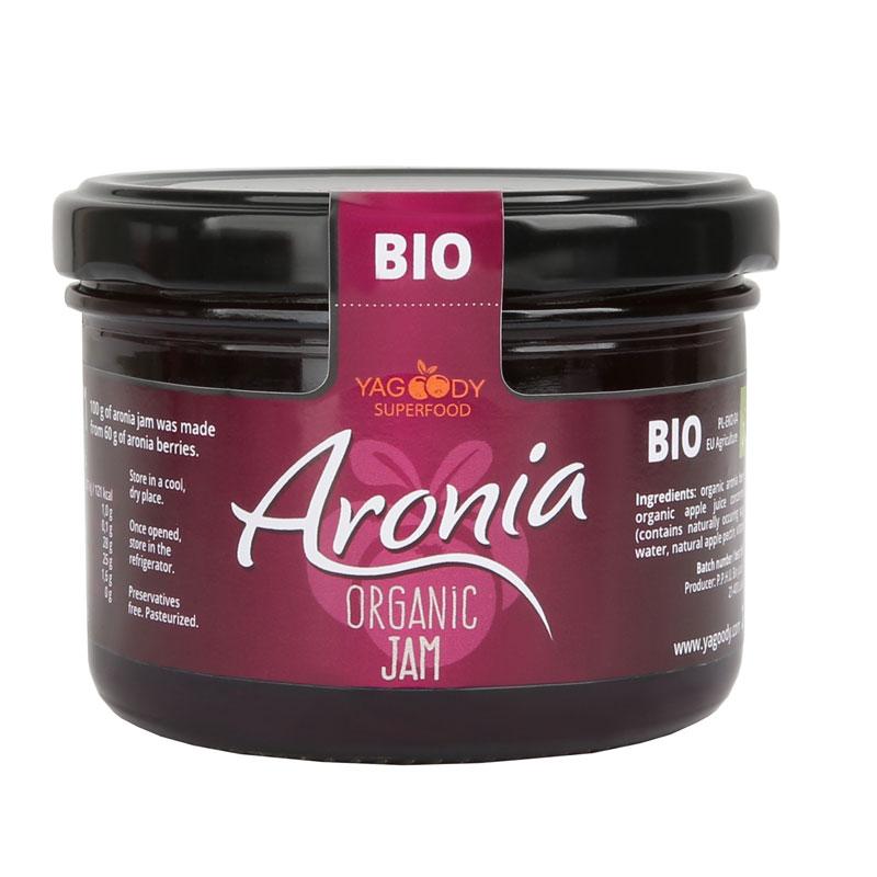 Organic Aronia Jam