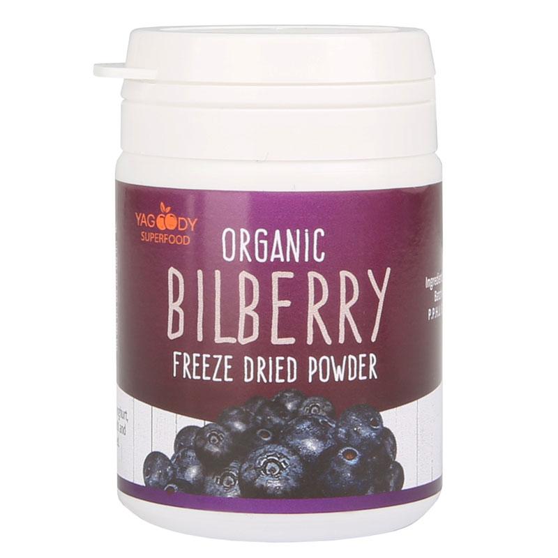 Freeze-dried Bilberry