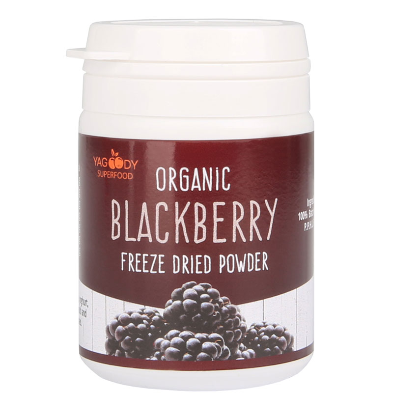 Freeze-dried Blackberry
